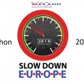 Speedmarathon. 2019. április 3. SLOW DOWN EUROPE!